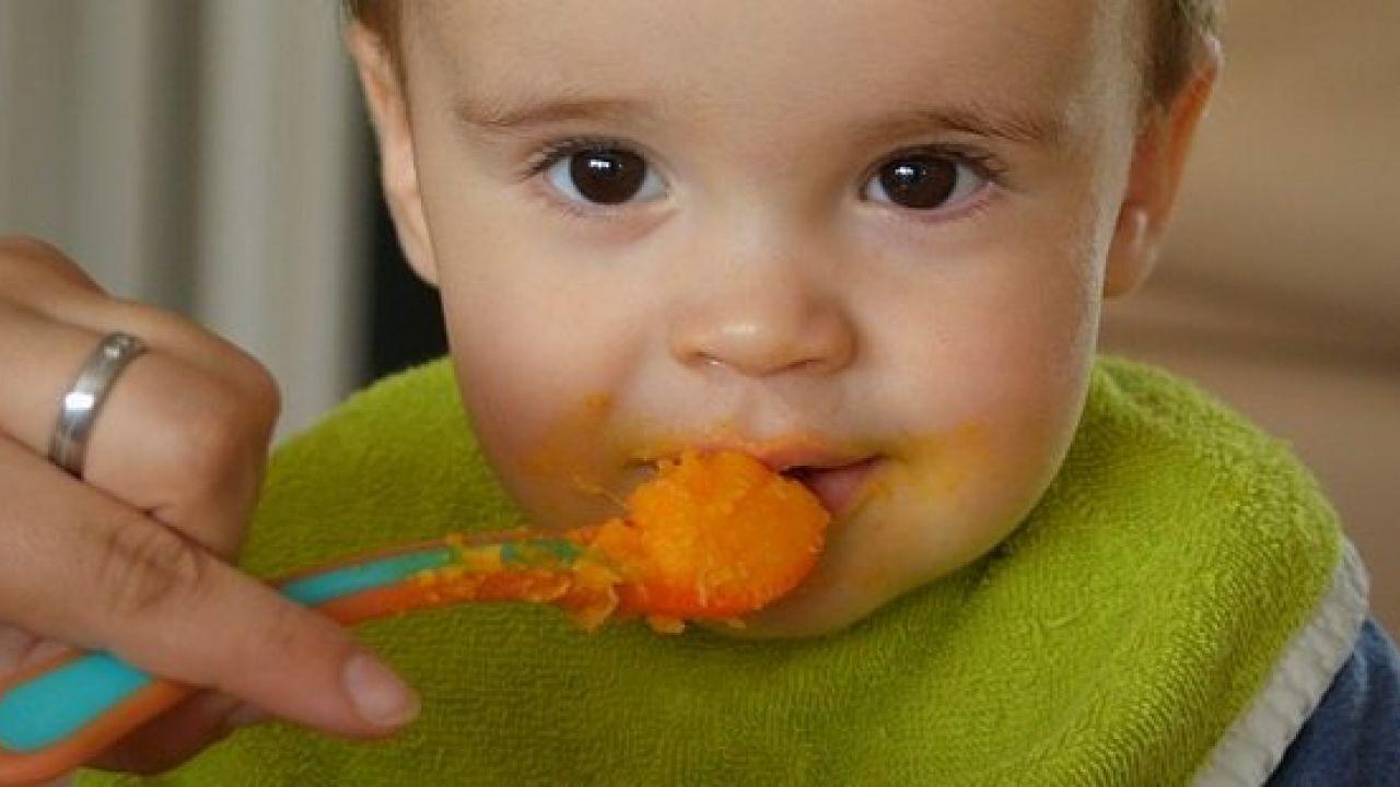 كيف أحبب طفلي بالأكل