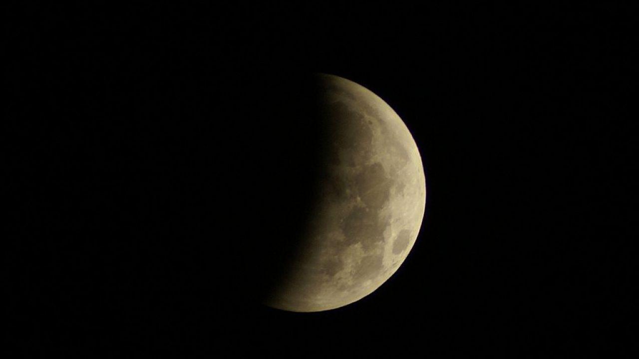 ما هو خسوف القمر