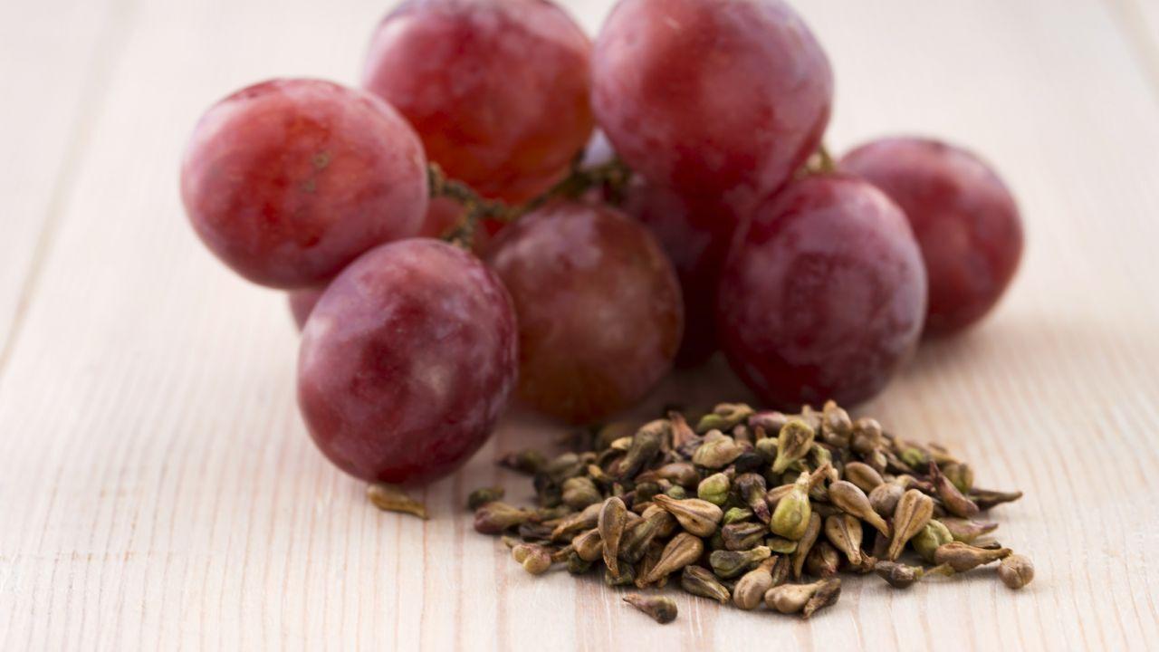 ما فوائد بذور العنب