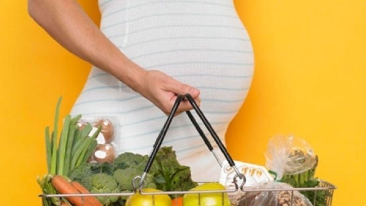 ما هو النظام الغذائي للحامل