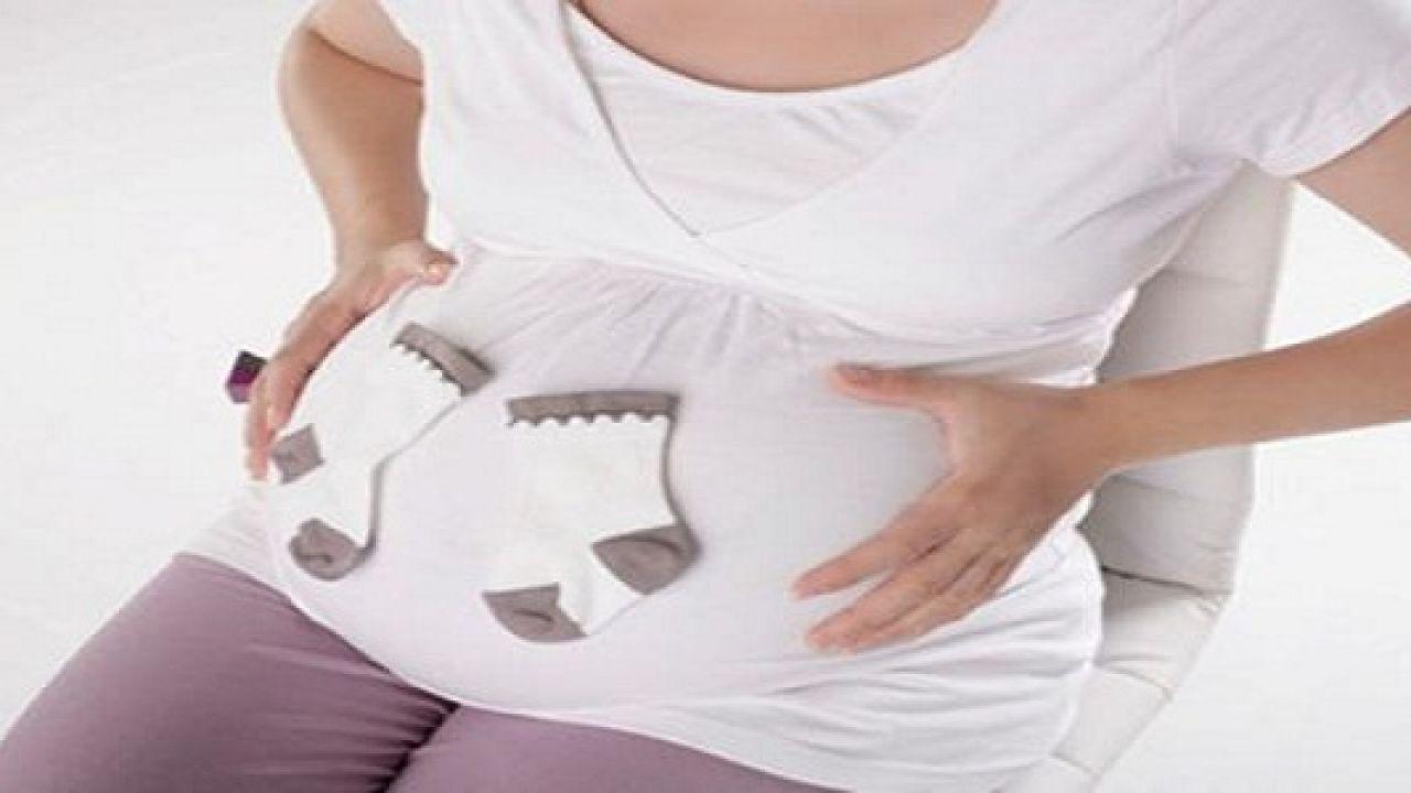 ما هي بوادر الولادة