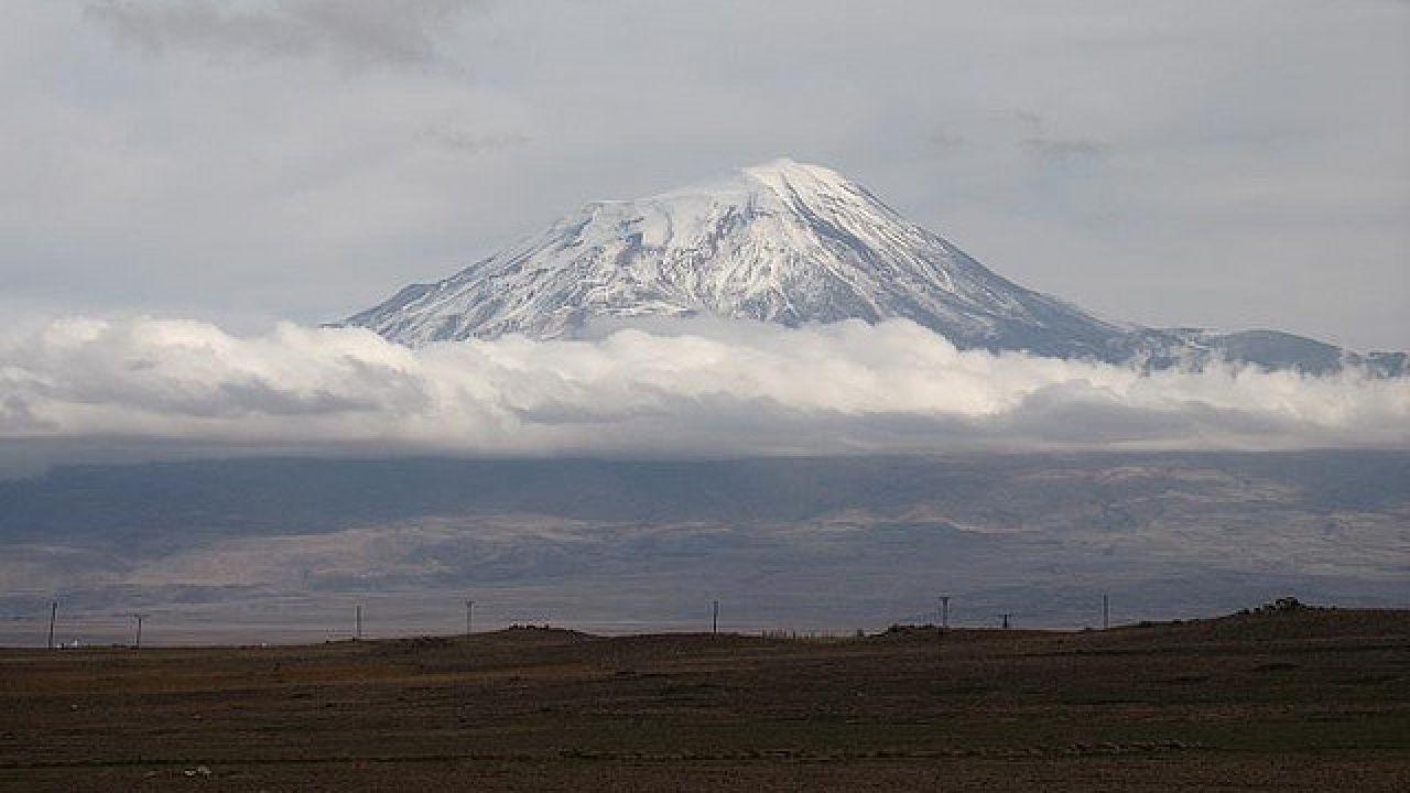 أين يقع جبل أرارات