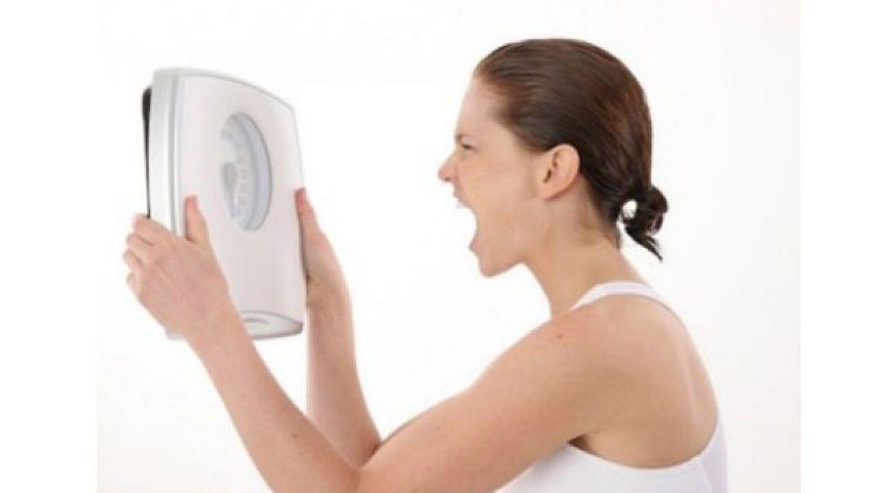 كيف أعرف أن وزني زاد