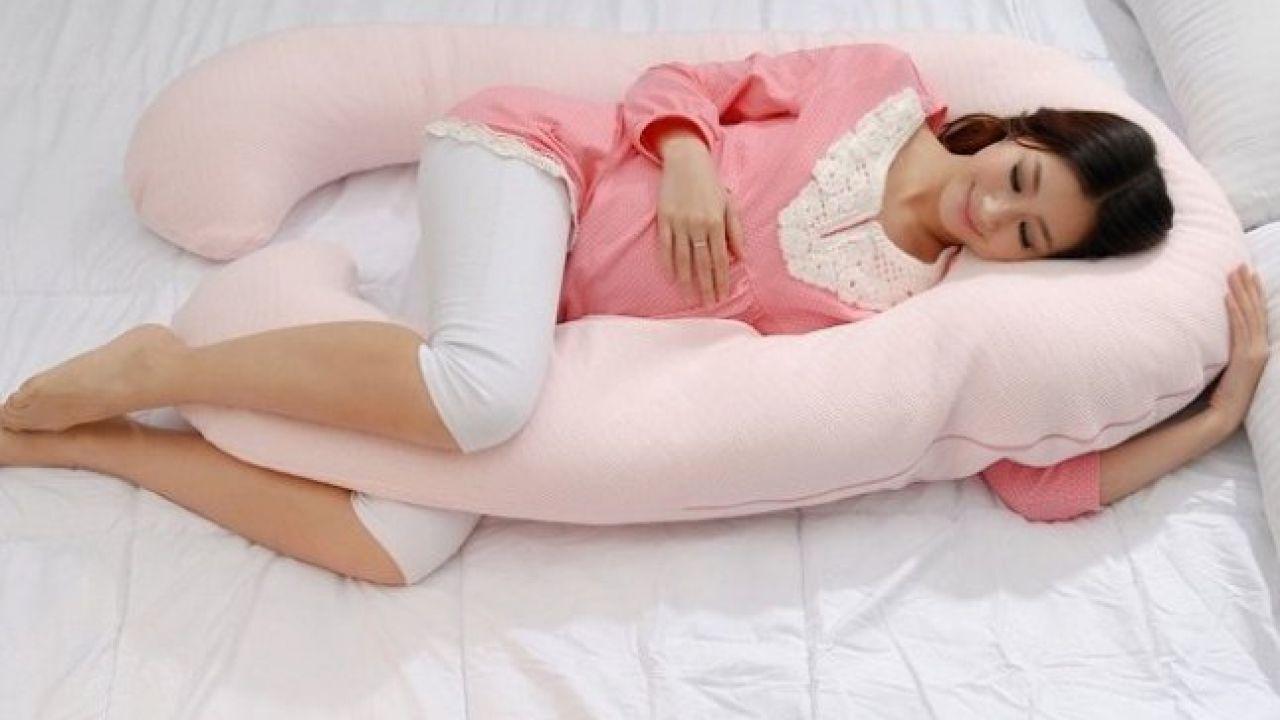 طريقة نوم الحامل