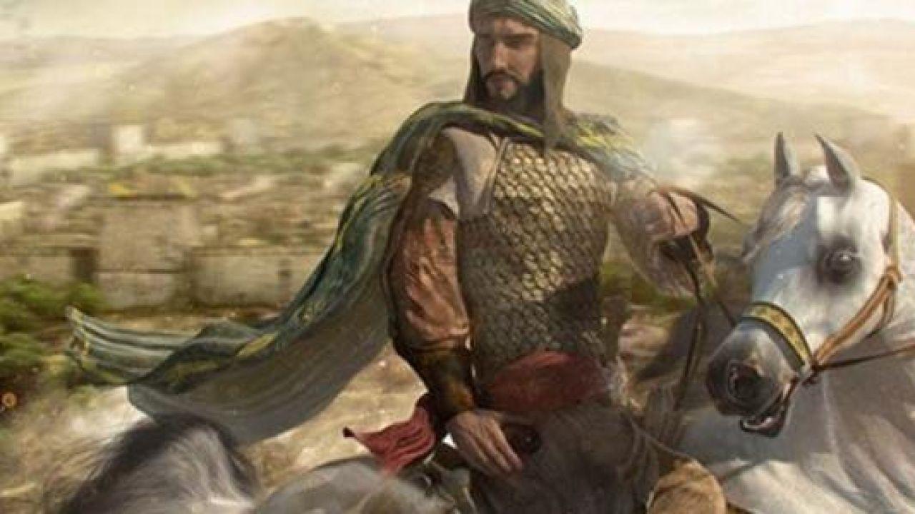 نبذة مختصرة عن صلاح الدين الأيوبي طب 21