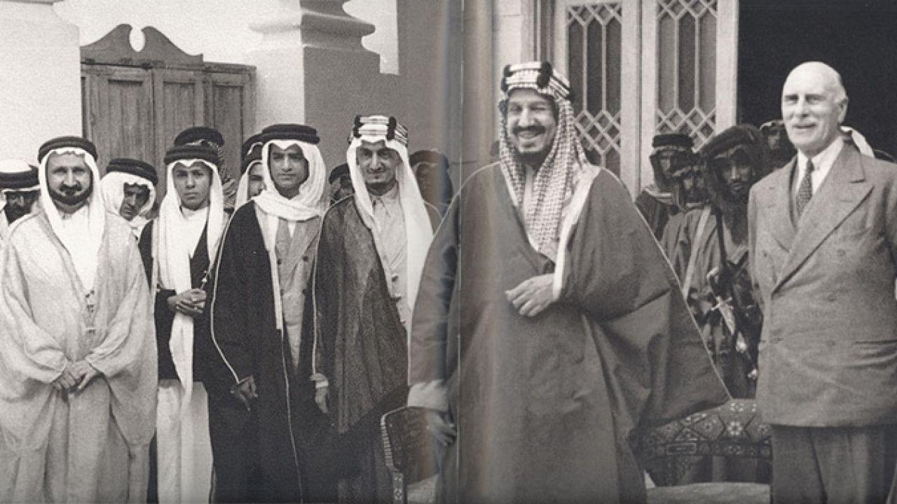 صفات الملك عبدالعزيز