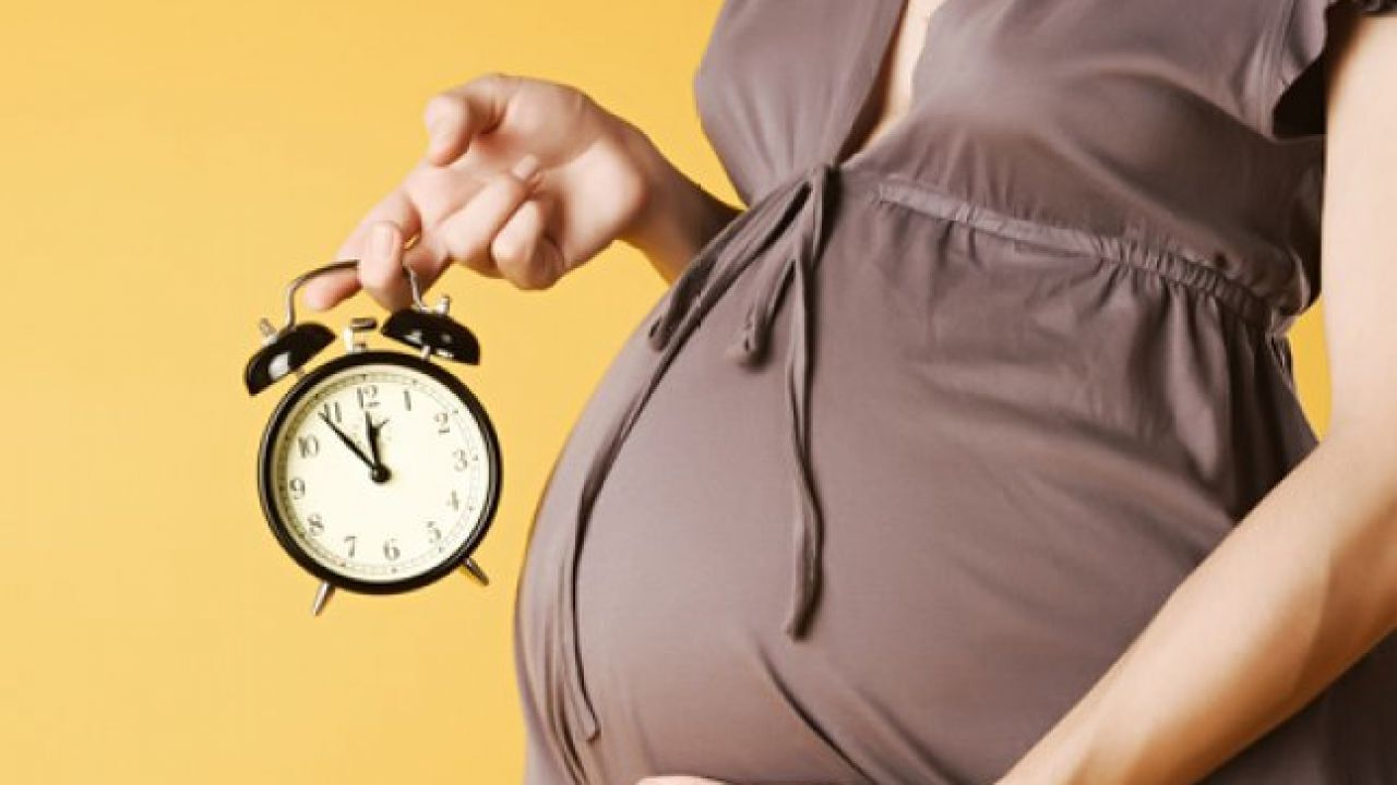 طرق لتسهيل الولادة