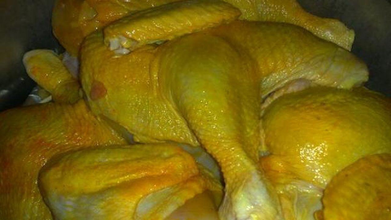 طريقة مندي الدجاج بقدر الضغط