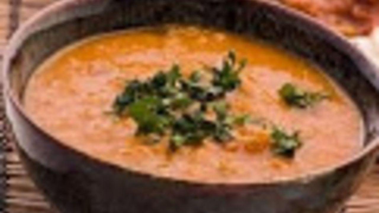 طريقة طبخ العدس البرتقالي