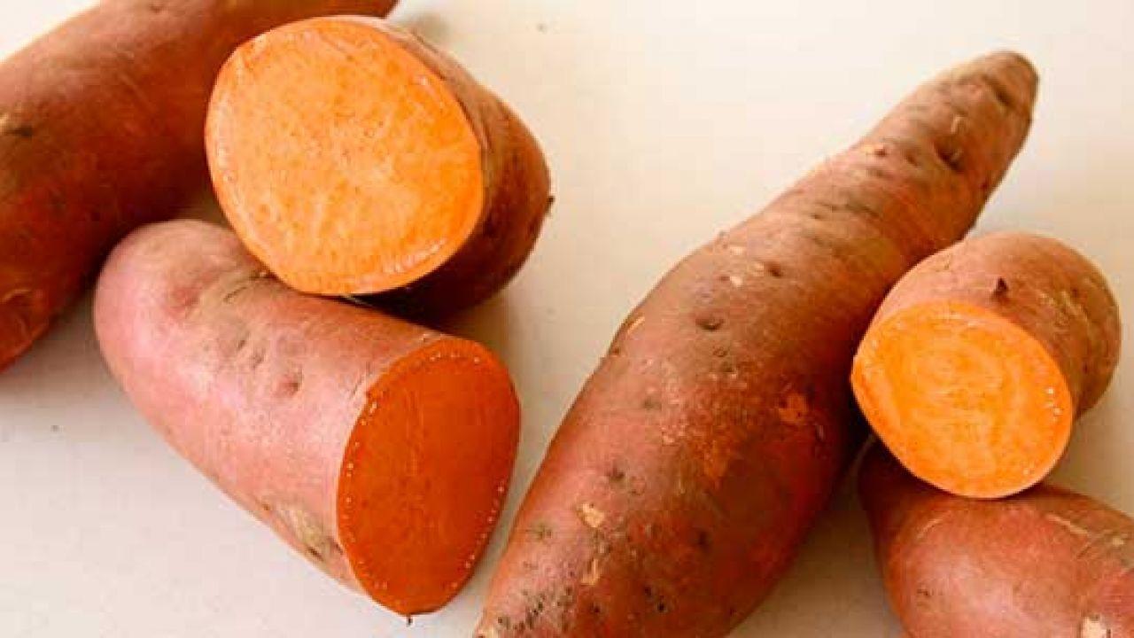 فوائد وأضرار البطاطا الحلوة
