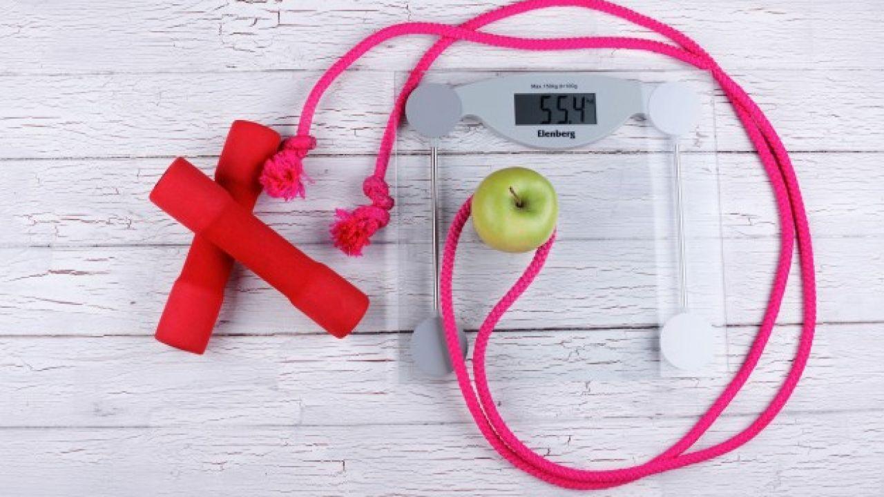 كيف أحصل على وزن مثالي