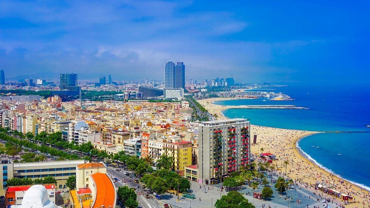 معلومات عن مدينة برشلونة