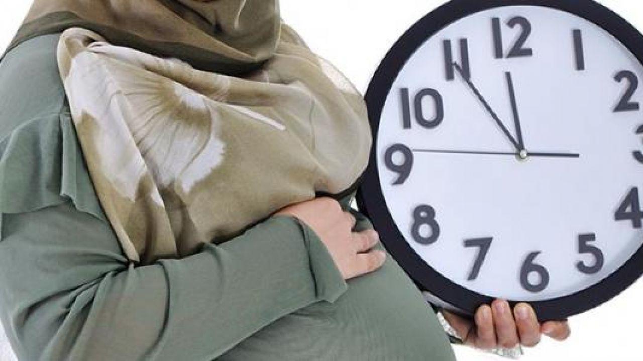 أعراض الحمل فى نصف الشهر الثامن