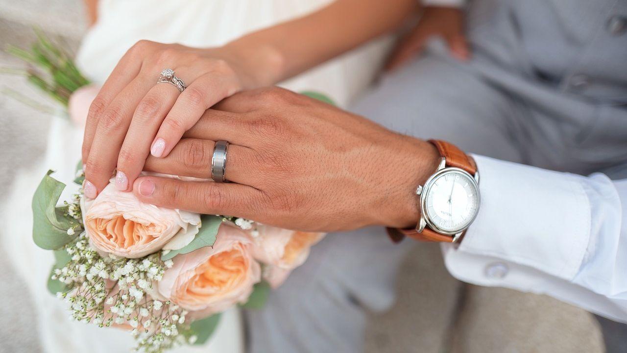 التجهيزات للزواج