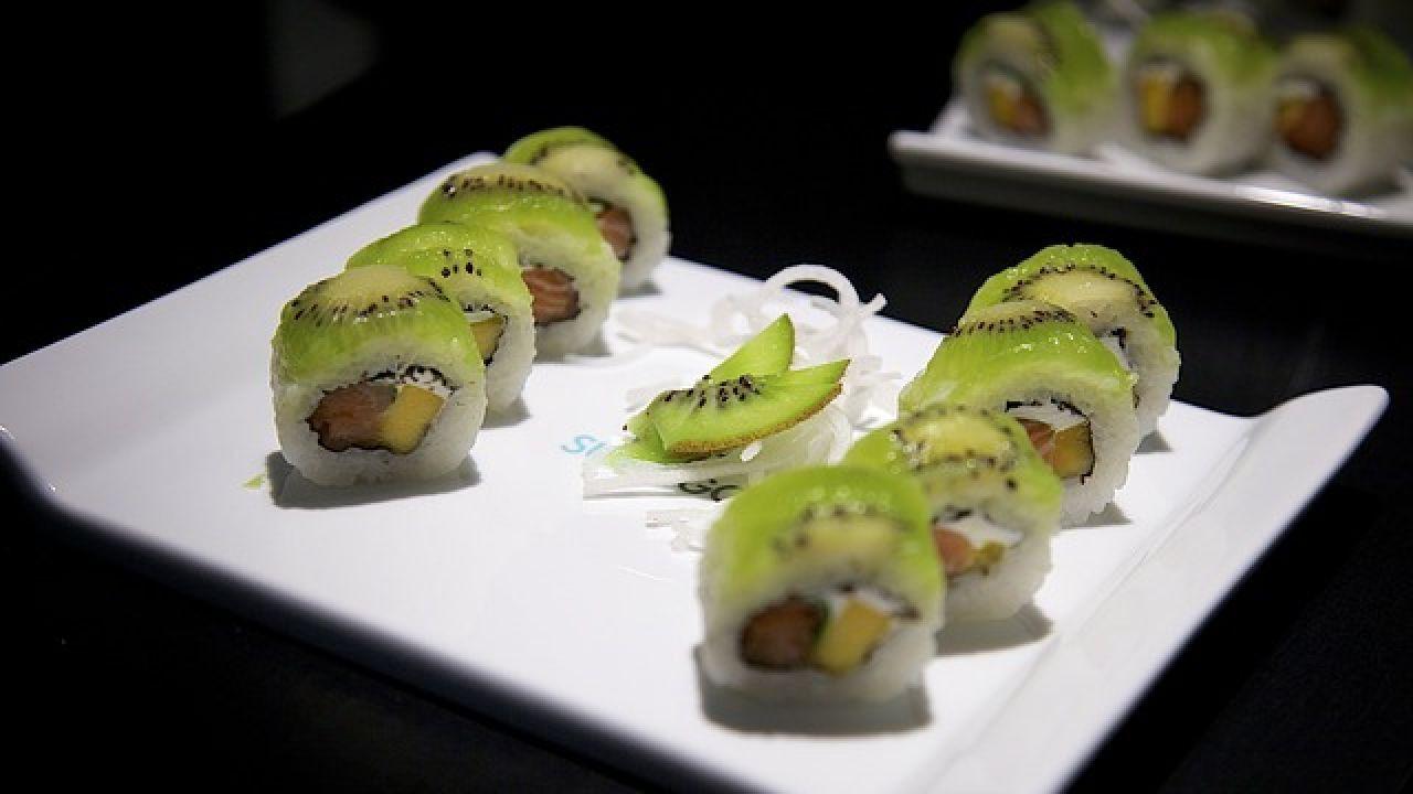 أكلات يابانية شعبية