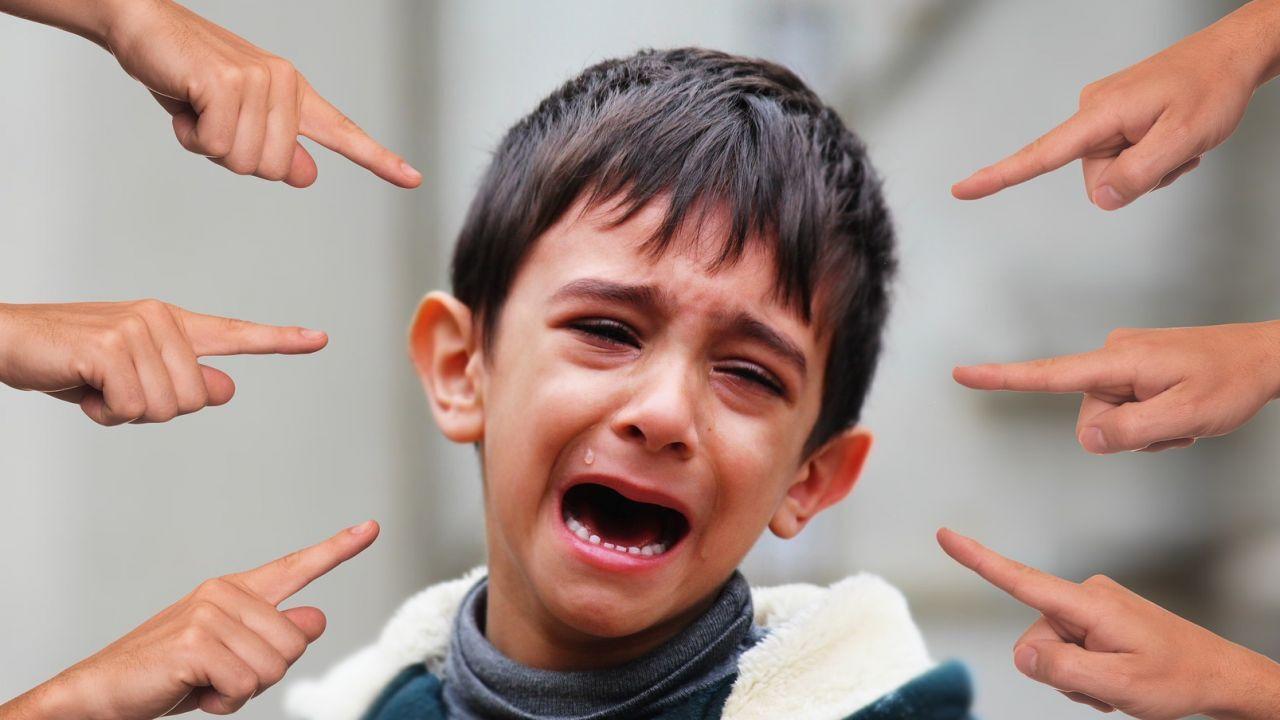 ما هو التنمر عند الأطفال