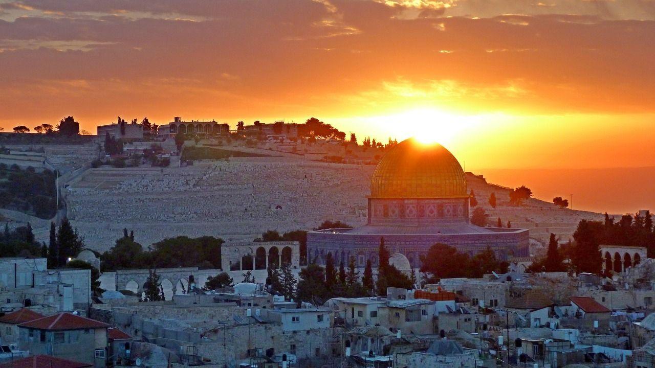 ما هي مدينة القدس