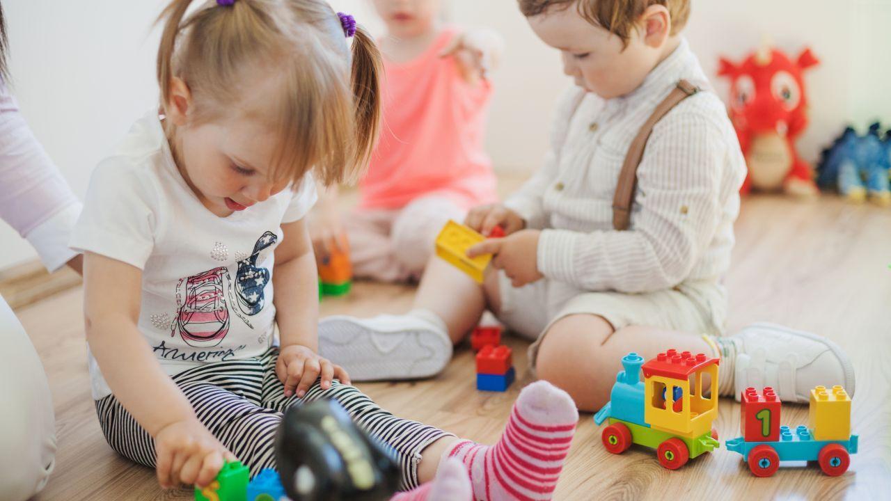 تربية رياض أطفال