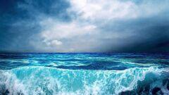 كلام عن البحر