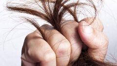 علاج تقصف الشعر وجفافه