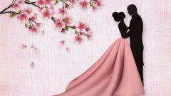 قصة حب رومانسية