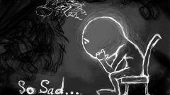 كلام في الحب الحزين
