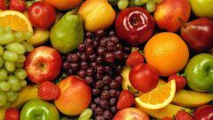 ما أهمية الفواكه