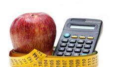كيفية حساب السعرات الحرارية