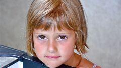 تساقط الشعر عند الأطفال