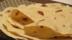 طريقة صنع خبز التورتيلا