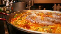 طريقة تحضير أرز الصيادية بالجمبري