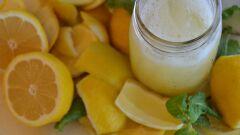 طريقة حفظ عصير الليمون