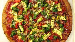 طرق عمل بيتزا