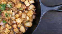 طريقة عمل صينية البطاطا فى الفرن