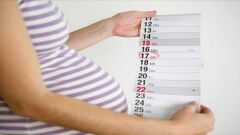 كيف نعرف موعد الولادة