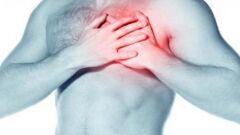 ما أعراض مرض القلب