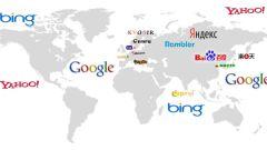 محركات بحث عالمية