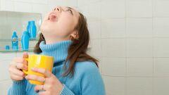 فوائد المضمضة بالماء والملح