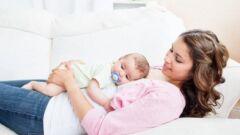 كيف أضعف بعد الولادة