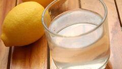فوائد شرب الليمون قبل النوم