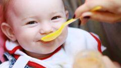 أكلات تزيد وزن الطفل