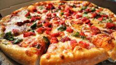 طريقة بيتزا الدجاج