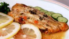 طريقة عمل صينية سمك الفيليه