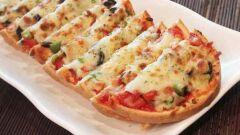 طريقة عمل بيتزا بالتوست