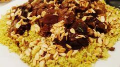 طريقة عمل الأرز باللحم