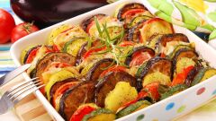 طريقة صينية البطاطا والخضار
