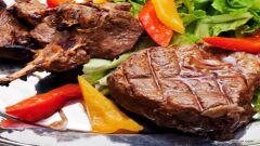 كيفية عمل ستيك اللحم المشوي