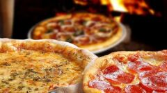 مقادير وطريقة تحضير البيتزا
