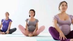طرق تسريع الولادة في بداية التاسع