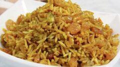 طريقة الأرز المبهر
